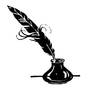 The Scrivener's profile image, CC licensed (https://cdn.pixabay.com/photo/2014/04/05/12/20/ink-316909_960_720.jpg)
