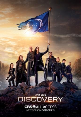 Star Trek Discovery Season 3 Trailer Responds to a Dark World with Hope