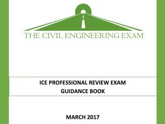 The Civil Engineering Exam Exam Pack