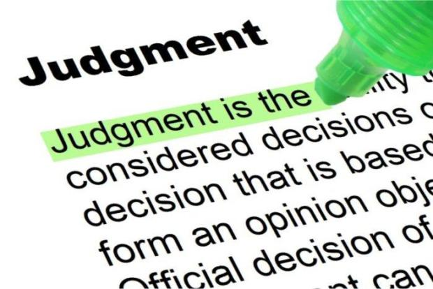 Independent Judgement TCEE