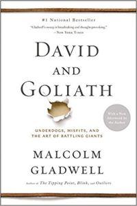 David vs Goliath Book