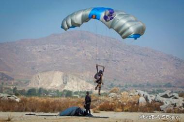 Landing in SoCal