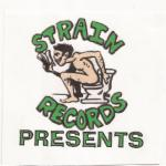 STRAIN RECORDS LOGO