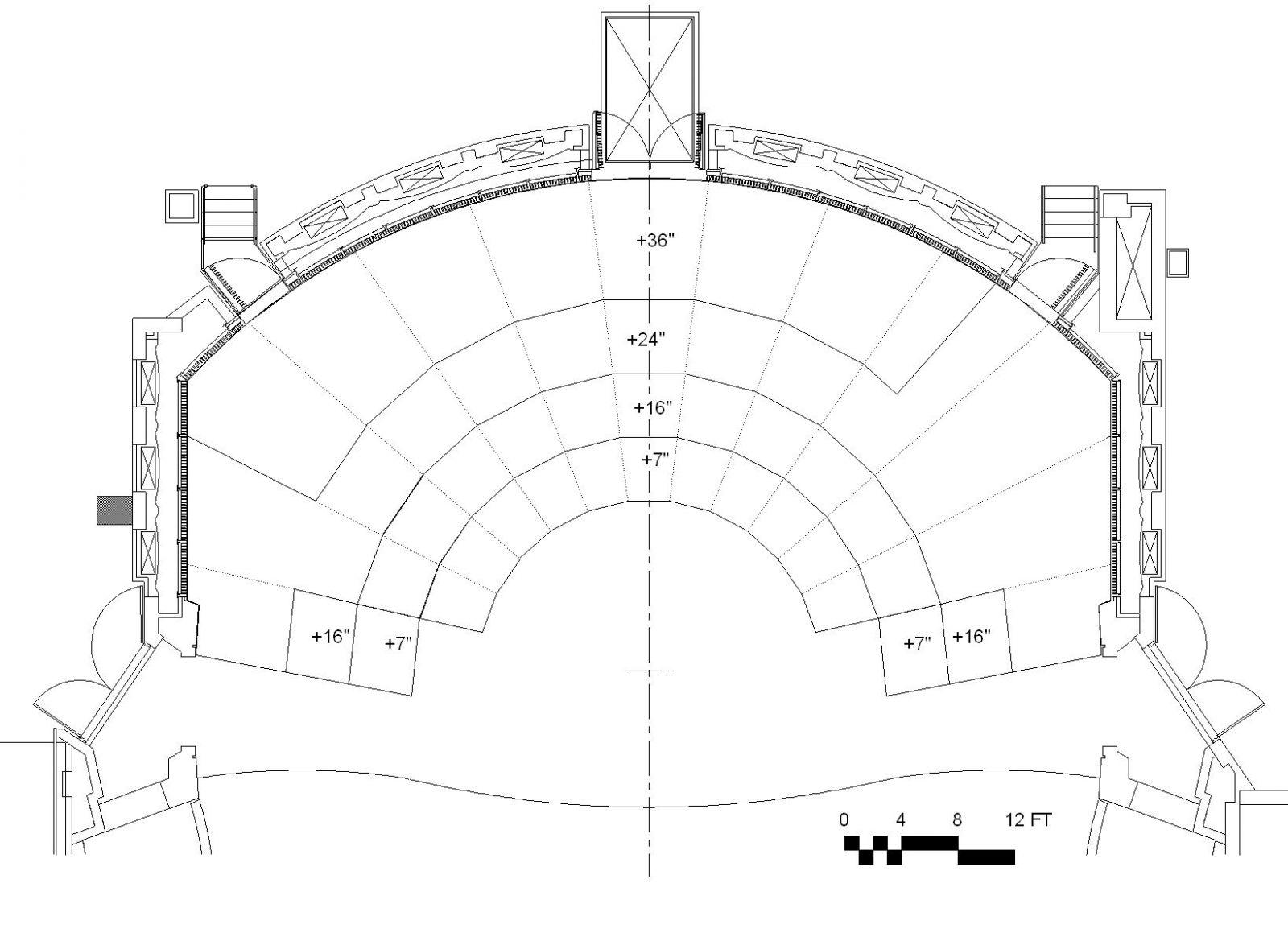 Dekelboum Concert Hall Technical Specifications