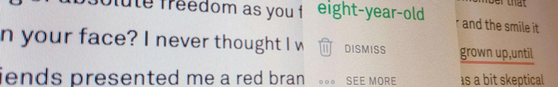 TOOL: Grammarly love