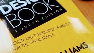 Cover of book: The non-designer's design book by Robin Williams