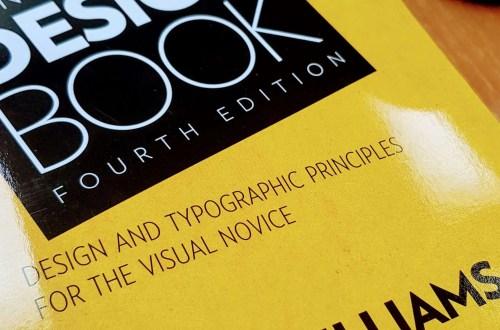 BOOK: The Non-Designer's Design Book: Fantastic basic design principles by Robin Williams