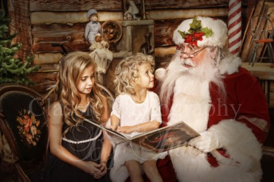 Story Time With Santa