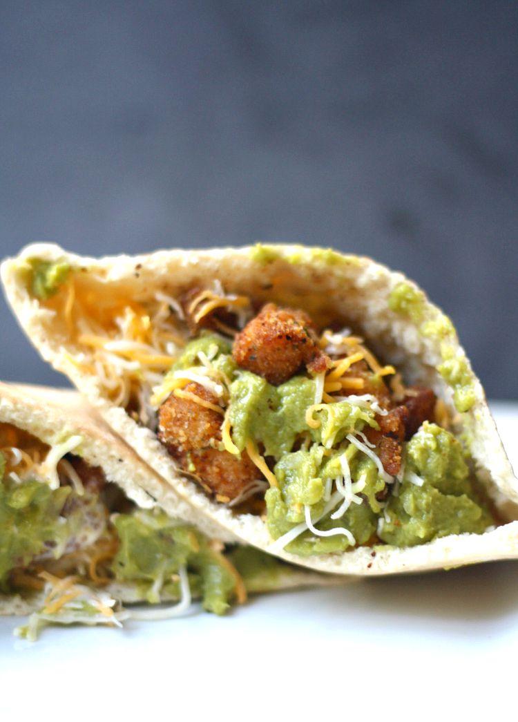 Quick Dinner Ideas | 30-Minute Chicken Pitas Recipe
