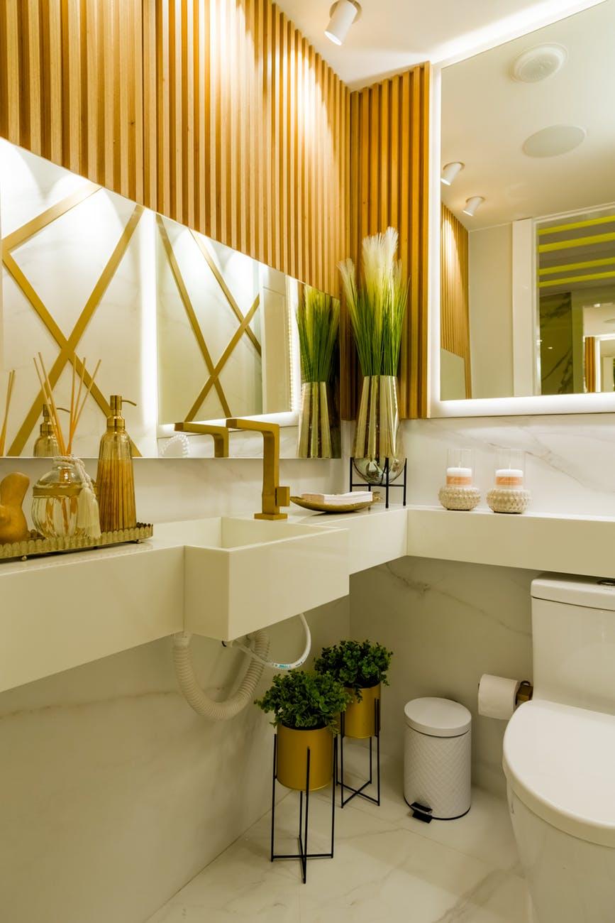 white bathroom toilet bowl
