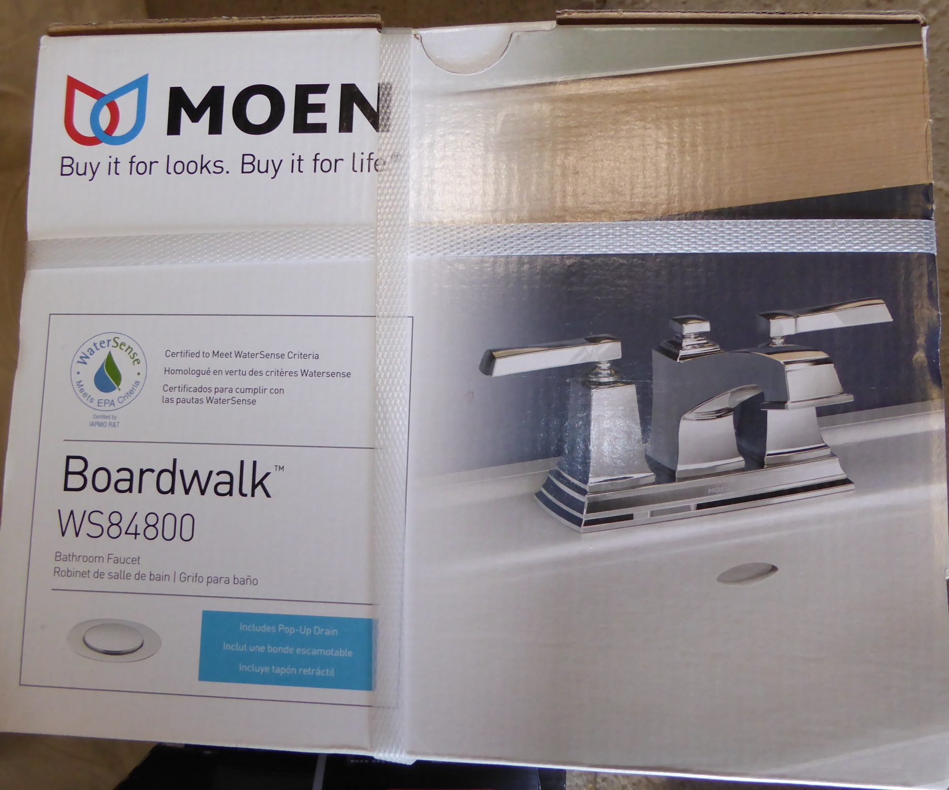 moen boardwalk 2 handle 4 in centerset faucet chrome ws84800 theclearanceman