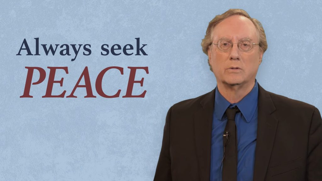 Featured Image - Video What the Qur'an Says About Peace - Dr. Juan Cole (English)