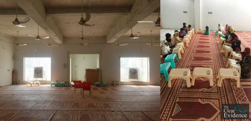 Featured Image - Iftar Arrangements in Jamia Masjid Hussain Bin Ali in Sharqpur Shareef for Ramada