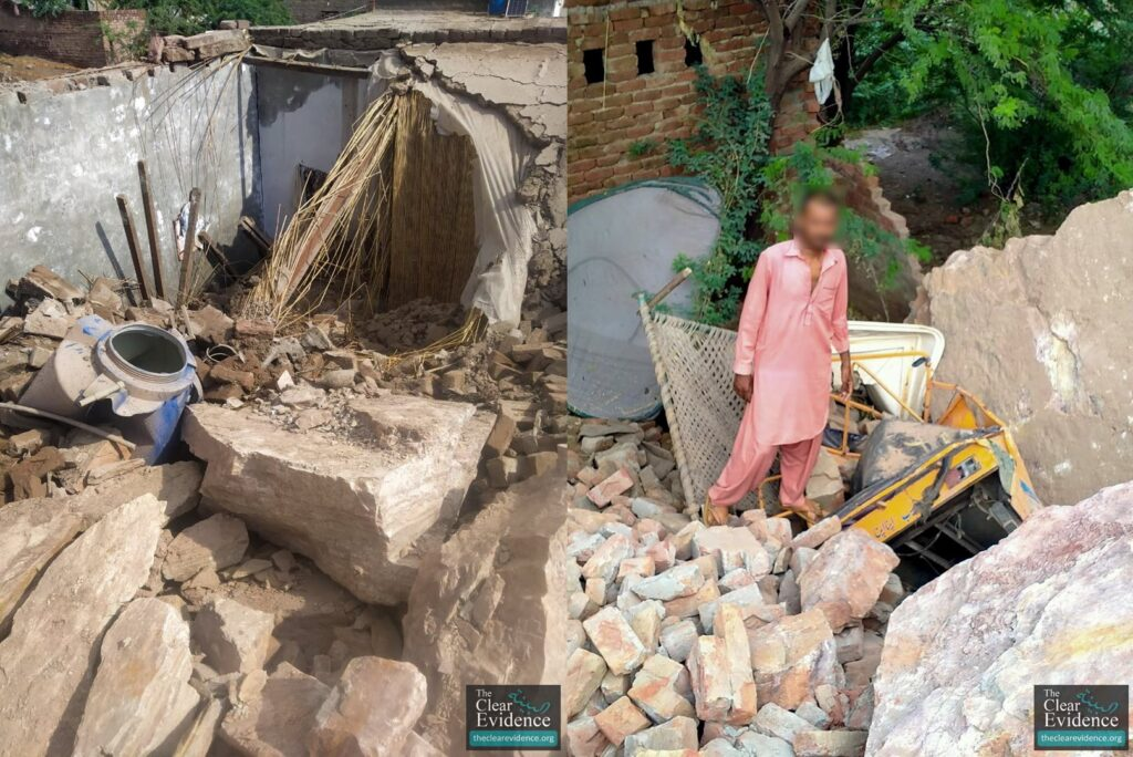 Featured Image - Buying a Used Rickshaw for a Landslide Affected Family in Chiniot