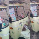 Repair of a Rickshaw for a Rickshaw Driver in Multan (3 of 4)