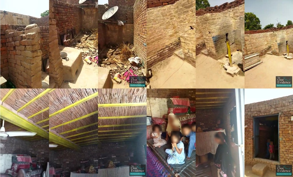 Featured Image - Construction and Repair of 2 Rooms for an Underprivileged Family in Multan