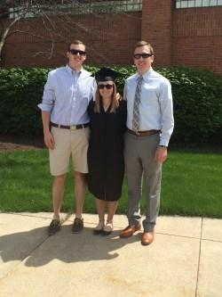 Emilee's Graduation