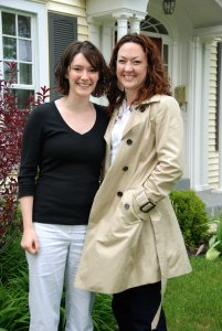 Jess and Jen, May 2010-s