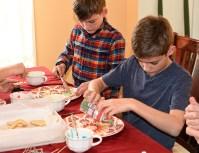 4550, Christmas cookies