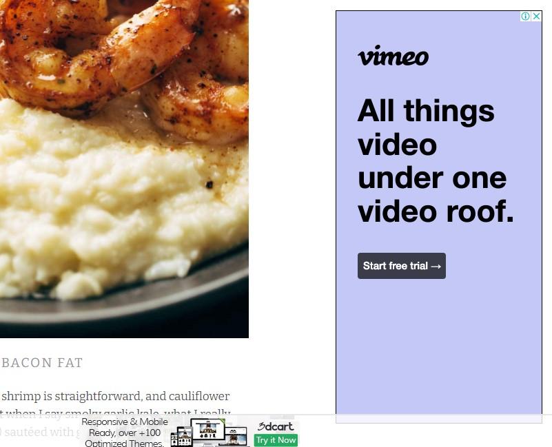 Displaying Ads on blog to make money