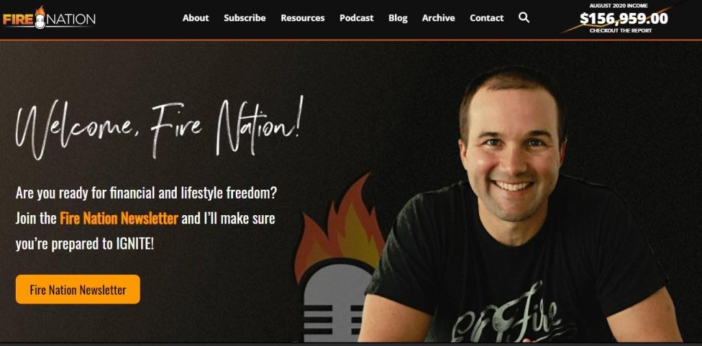 Fire Nation blog
