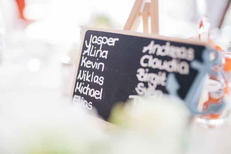 jasper alina kevin niklas write on chalkboard