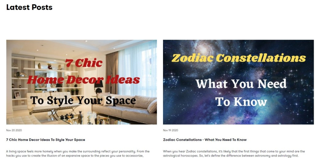 GalaxyLamps blog