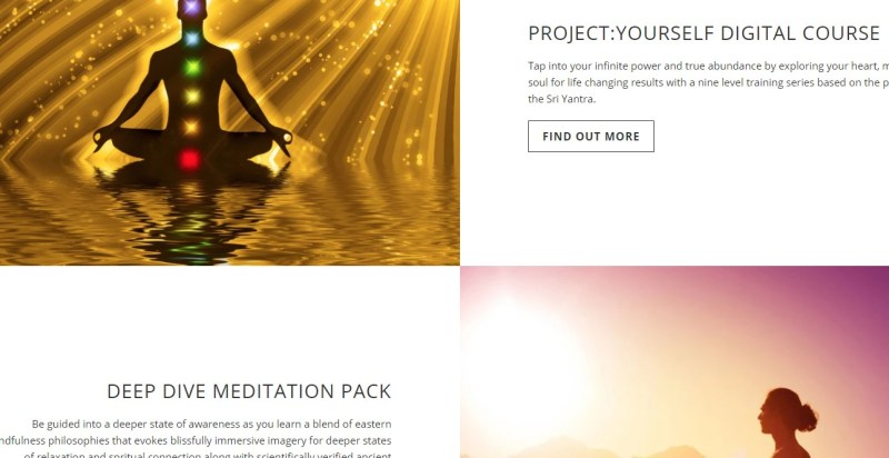 ProjectYourself online cources