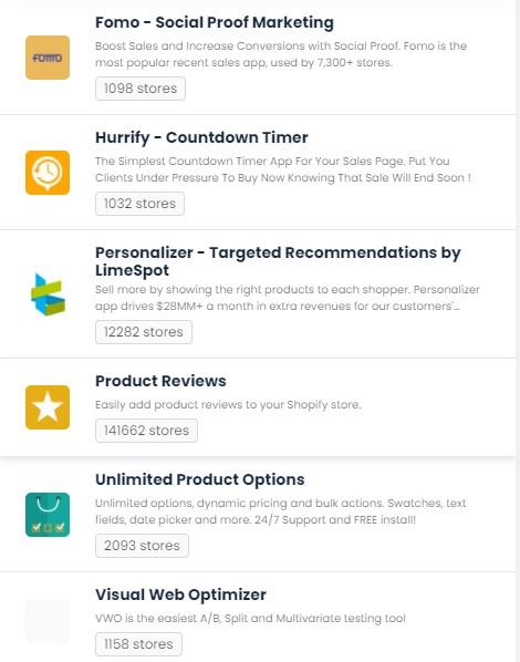 SugarAndCotton apps