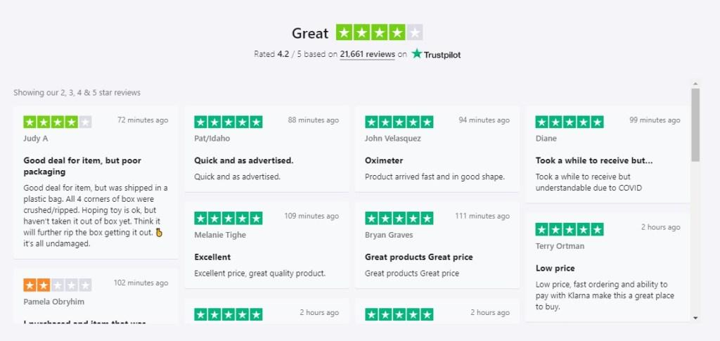 UntilGone reviews on Trustpilot