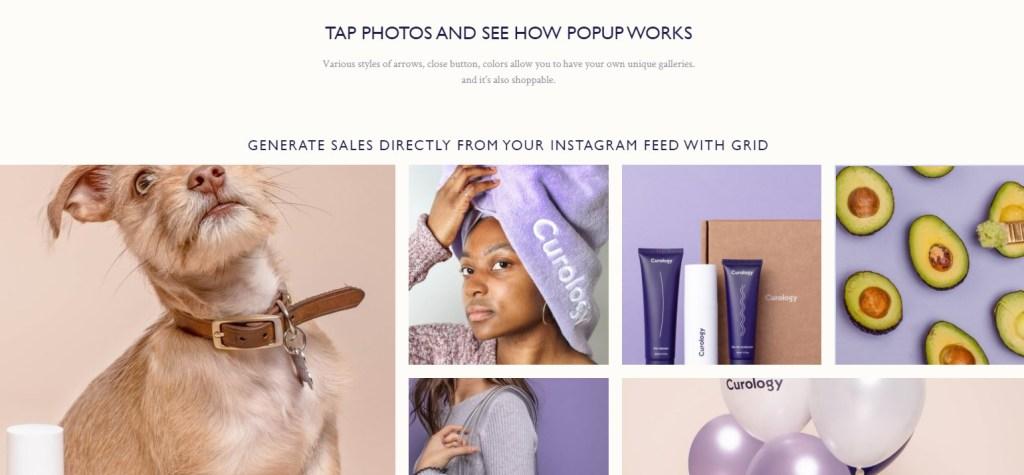 Covet.pics Shopify app