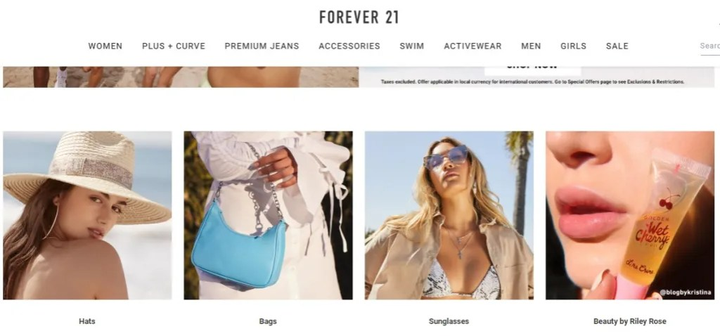 Example products to expand clothing dropshipping stores