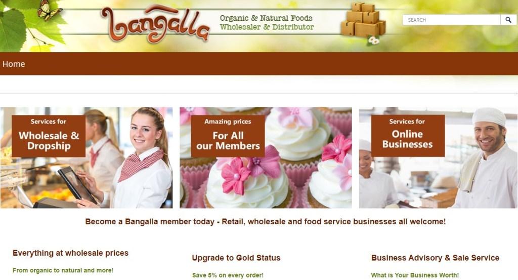 Bangalla dropshipping wholesaler
