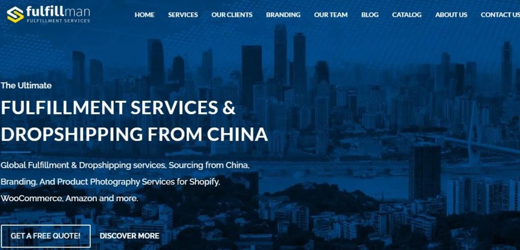 Fulfillman - Amazon & eBay dropshipping supplier