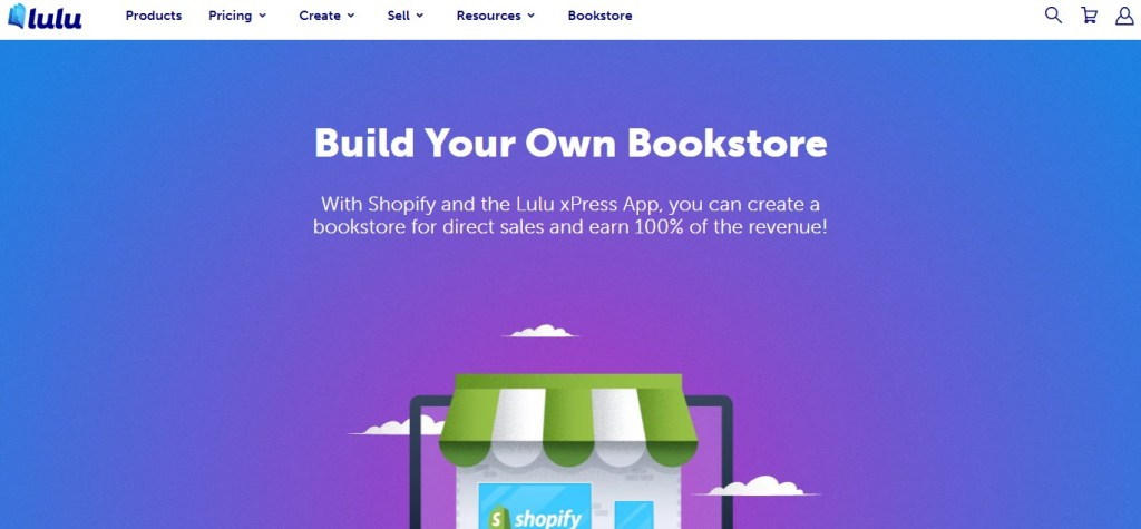 Lulu Express books dropshipping supplier