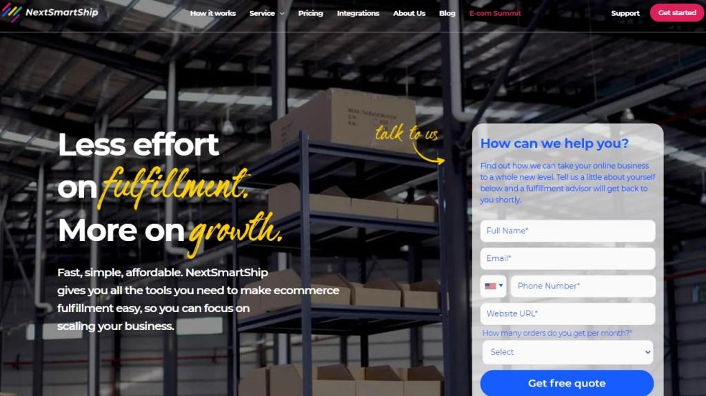 Nextsmartship - Amazon & eBay dropshipping supplier