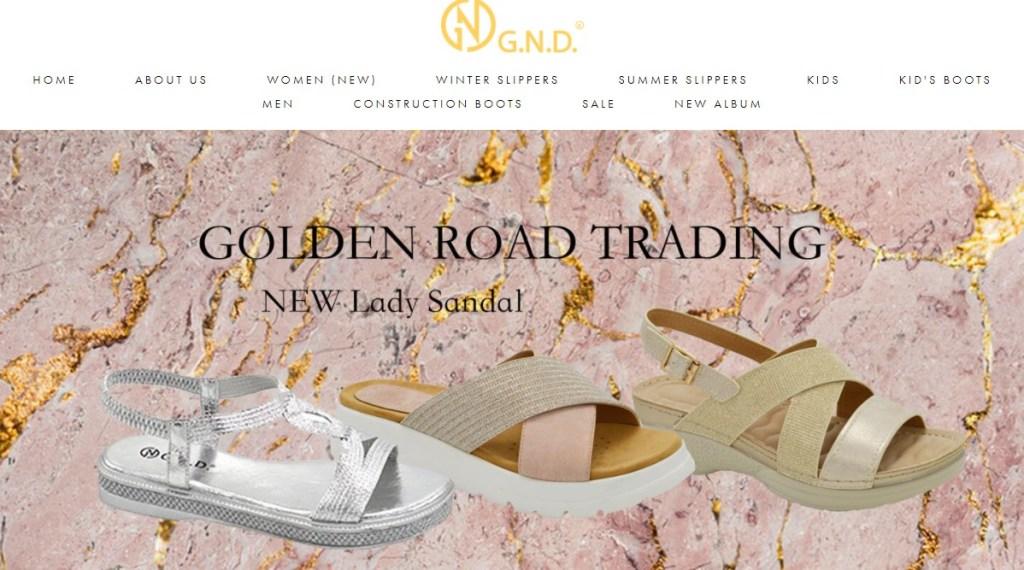 GoldenRoadFashion New York wholesale clothing vendor & distributor