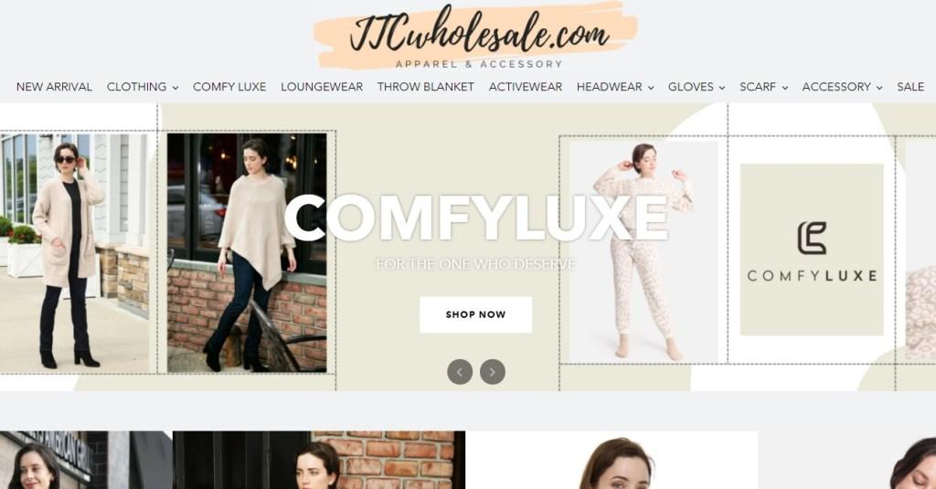 JTCWholesale New York wholesale clothing vendor & distributor