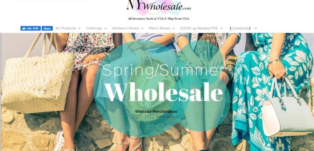 NYWholesale New York wholesale clothing vendor & distributor