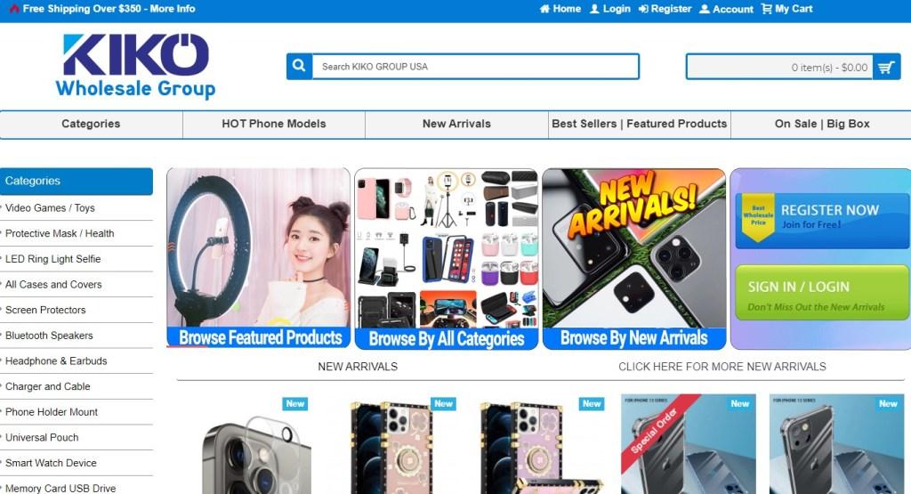 KIKO Wireless US wholesale dropshipping supplier