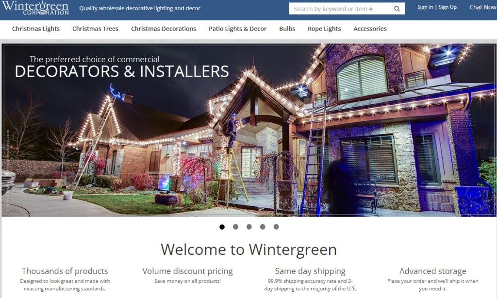 WinterGreenCorp US wholesale dropshipping supplier