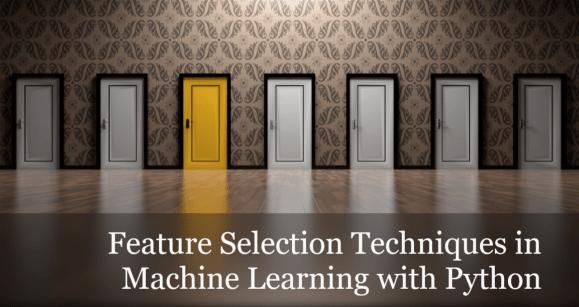 feature selection techniques