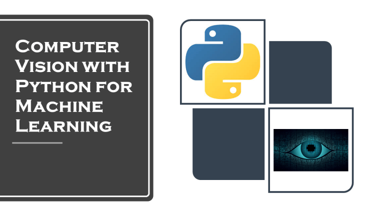 OpenCV with Python Tutorial