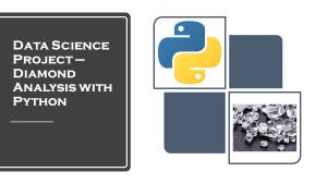 Diamonds Analysis with Python