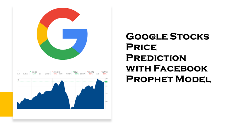 Stock Price Prediction with Facebook Prophet Model