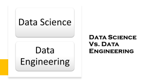 Data Science and Data Engineering