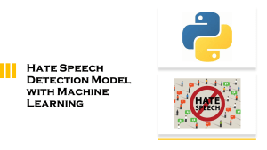 Hate Speech Detection Model
