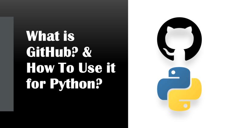 GitHub for Python Programmers