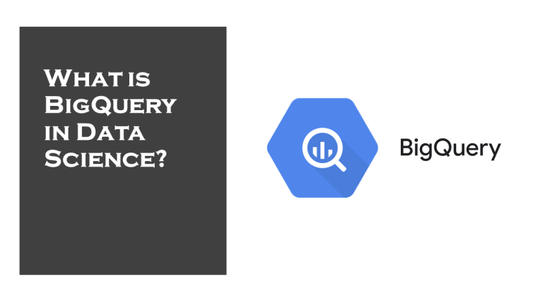 BigQuery in Data Science