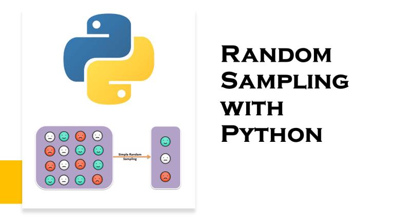 Random Sampling with Python